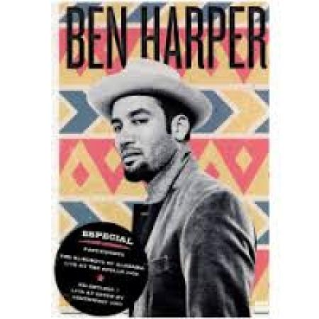 Ben Harper - Especial (DVD)