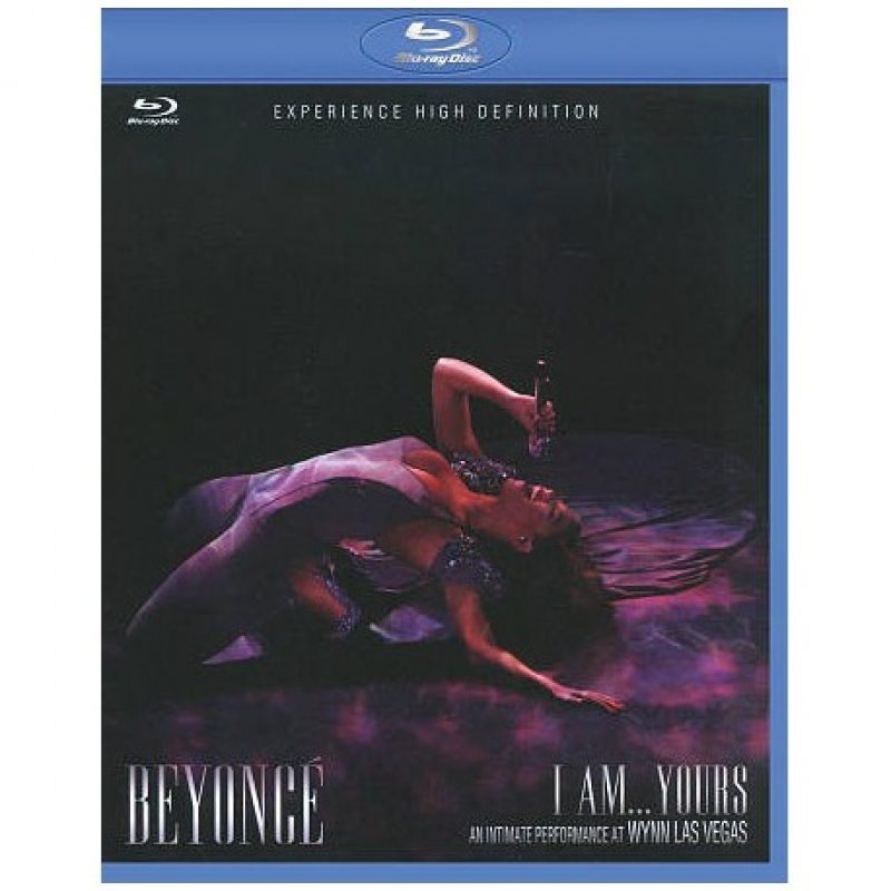 Beyonce - I Am Yours Live Blu-ray
