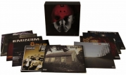 BOX LP EMINEM - The Vinyl LPs 10 LP Box Set