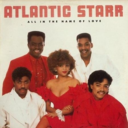 Atlantic Starr - All In The Name Of Love (CD)