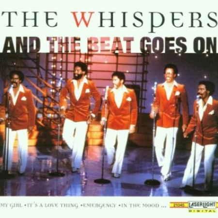 The Whispers - And the Beat Goes On (CD)