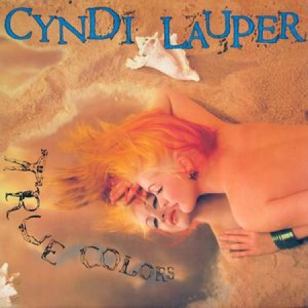 LP Cyndi Lauper - True Colors VINYL