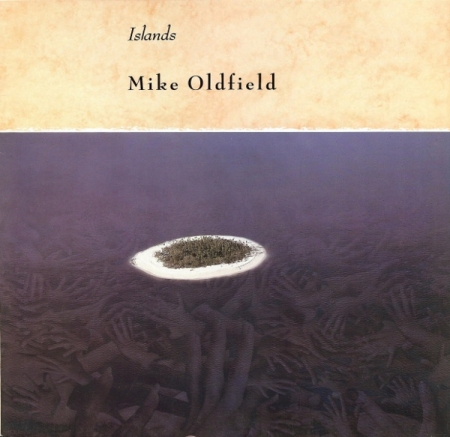 LP Mike Oldfield - Islands VINYL