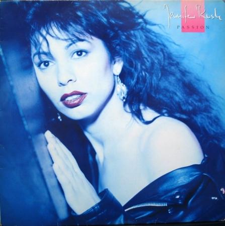 LP Jennifer Rush - Passion VINYL IMPORTADO