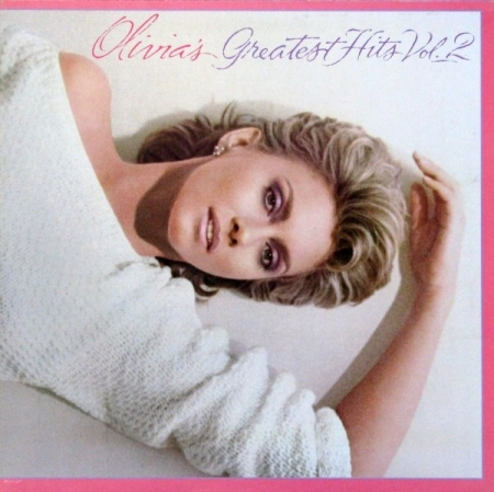 LP Olivia Newton-John - Olivias Greatest Hits Vol 2 VINYL