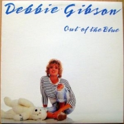 LP Debbie Gibson - Out Of The Blue VINYL