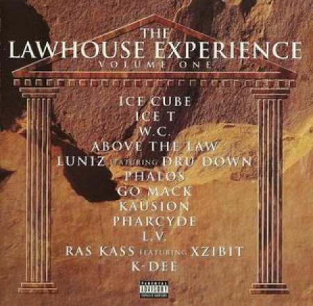 The Lawhouse - Experience - Volume One (CD)