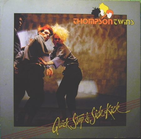 LP Thompson Twins - Quick Step Side Kick VINYL