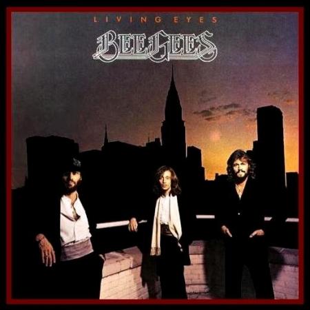 LP Bee Gees - Living Eyes VINYL