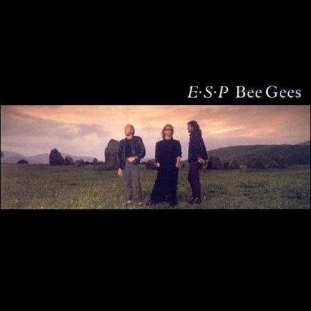 LP Bee Gees - E S P VINYL