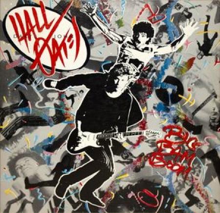 LP Daryl Hall John Oates - Big Bam Boom VINYL