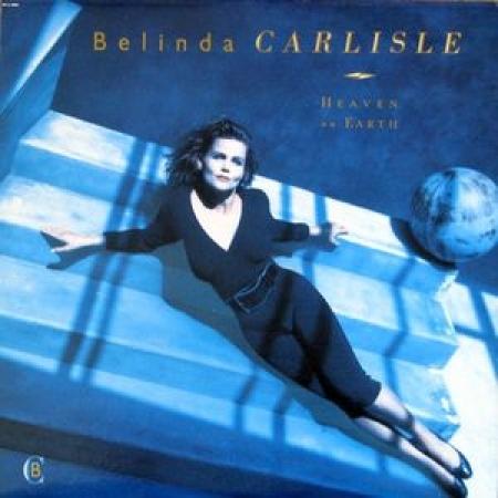LP Belinda Carlisle - Heaven On Earth