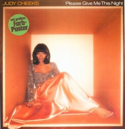 LP Judy Cheeks - Please Give Me This Night