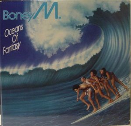 LP Boney M - Oceans Of Fantasy