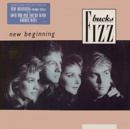LP Bucks Fizz - New Beginning (Vinyl)