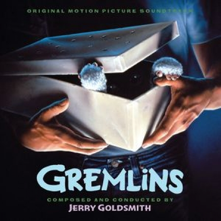 LP Jerry Goldsmith - Gremlins (Vinyl)