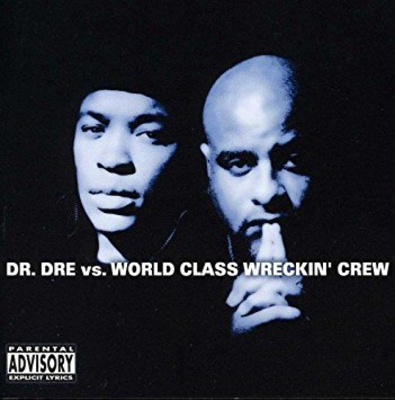 Dr Dre Vs World Class Wreckin Crew Import CD DUPLO
