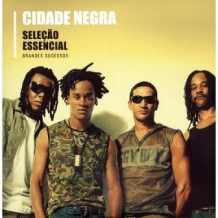 Cidade Negra - Selecao Essencial (CD)