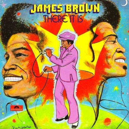 LP James Brown - There It Is VINYL IMPORTADO LACRADO