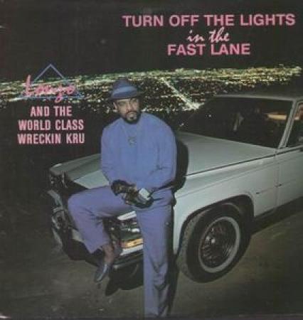 LP LONZO - TURN OFF THE LIGHTS IN THE FAST LANE VINYL IMPORTADO LACRADO