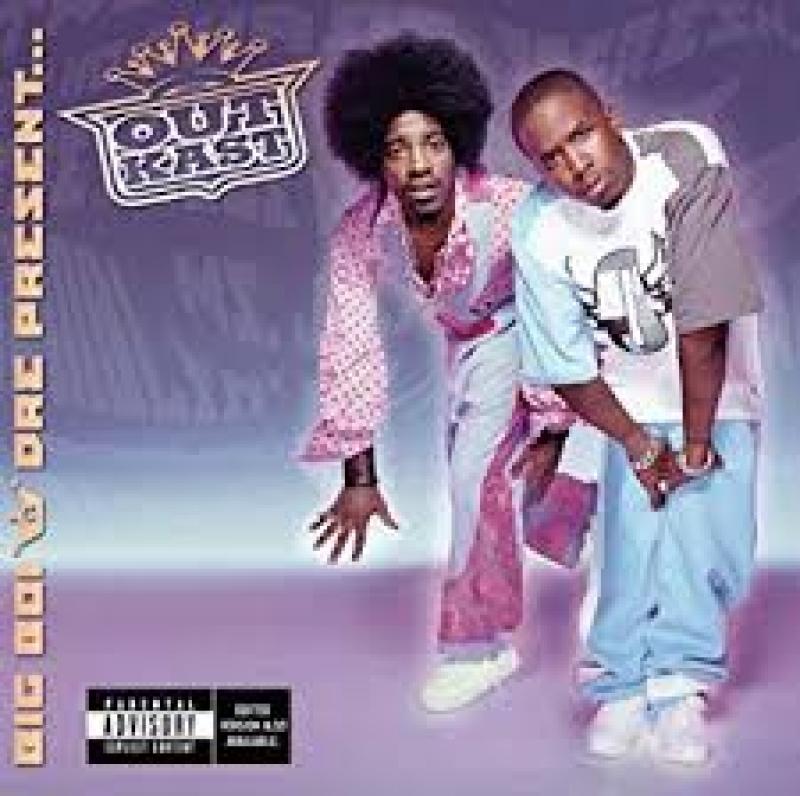 Outkast - Big Boi and Dre Present...Outkast (CD)