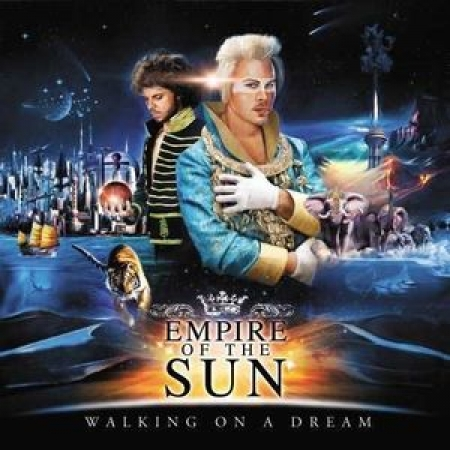 LP Empire of the Sun - Walking on a Dream VINYL CLEAR IMPORTADO LACRADO