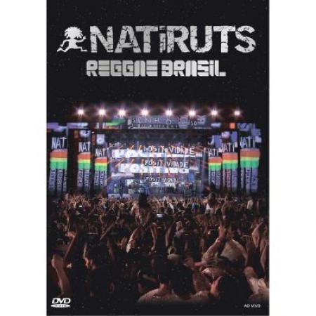 Natiruts Reggae Brasil - Ao Vivo (DVD)