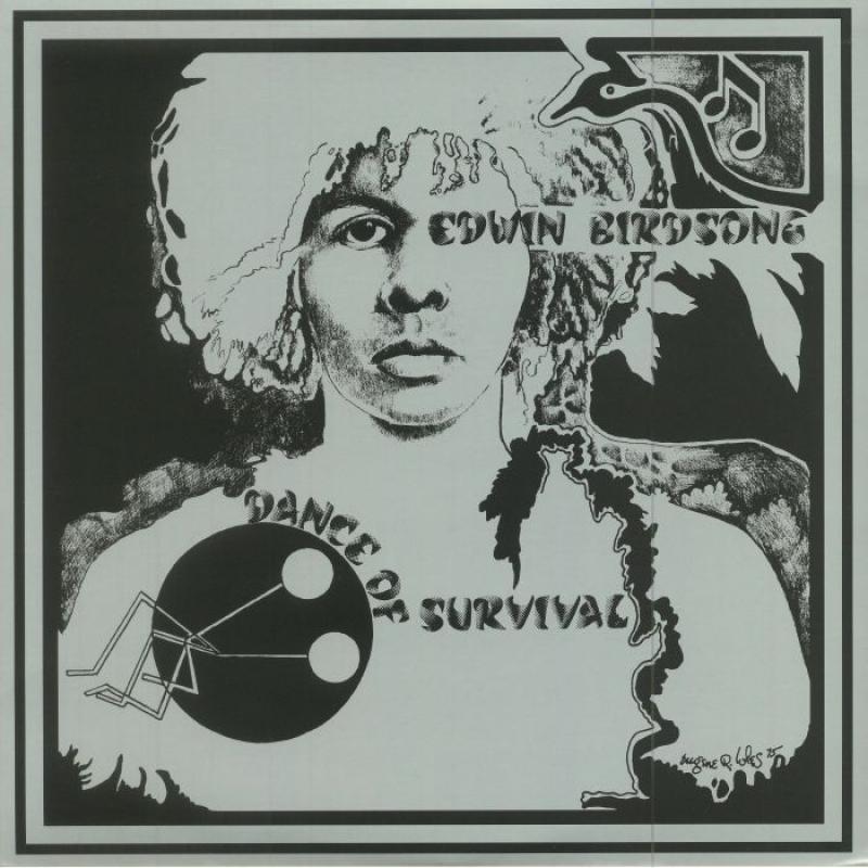 LP Edwin Birdsong - Dance of Survival (VINYL IMPORTADO LACRADO)