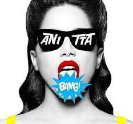Anitta - Bang (CD)