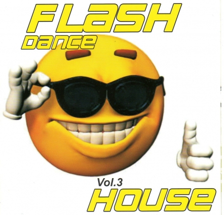Flash Dance House - Volume 3 (CD)
