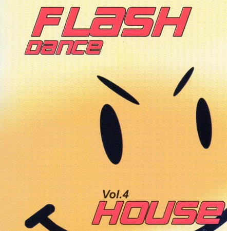 Flash Dance House - Volume 4 (CD)
