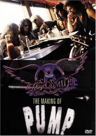 Aerosmith - The Making of Pump DVD