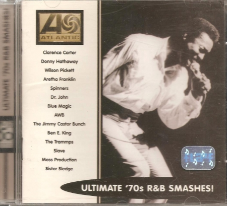 Atlantic Ultimate - 70s R&B Smashes