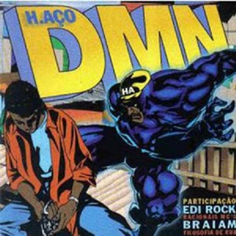 DMN - H. Aço (CD)