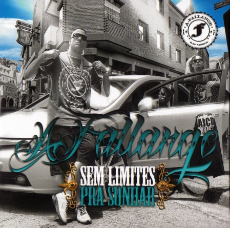 A fallange - Sem Limites Pra Sonhar (CD)