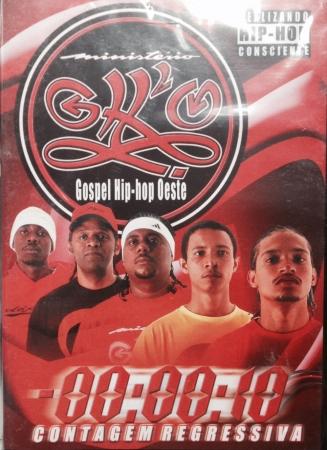 Ministério GH2O - Gospel Hip Hop Oeste - Contagem Regressiva (CD)
