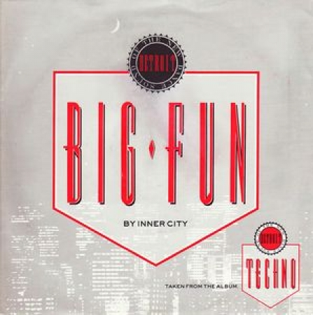 LP Inner City - Big Fun (Vinyl)