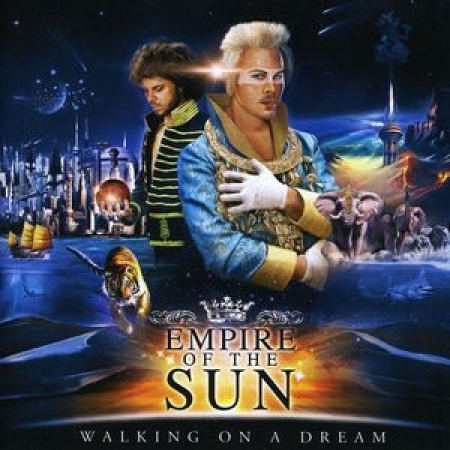 Empire of the Sun - Walking on a Dream (CD IMPORTADO LACRADO)