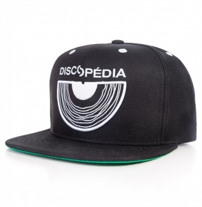 BONE DISCOPEDIA - SNAPBACK (PRETO)