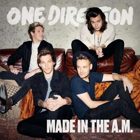 ONE DIRECTION - MADE IN THE A.M. (CD)