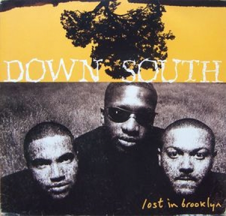 LP Down South - Lost In Brooklyn (VINYL DUPLO SEMI NOVO EXCELENTE ESTADO)