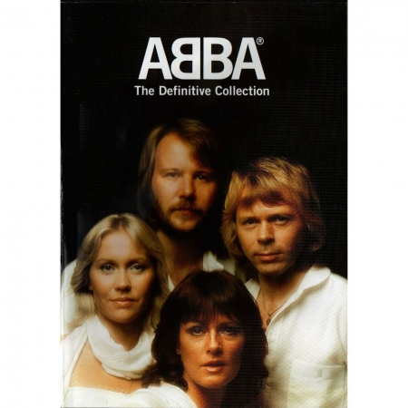 Abba - The Definitive Collection DVD