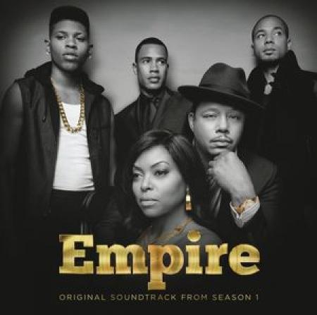 Empire Original Soundtrack  season 1 (trilha sonora do seriado) importado lacrado