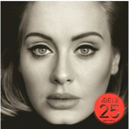 Adele - 25 (CD) (888751759527)