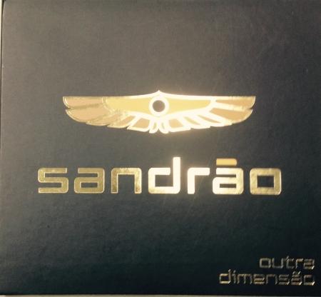 SANDRAO RZO - OUTRA DIMENSAO (CD) RAP NACIONAL (INTEGRANTE DO RZO)
