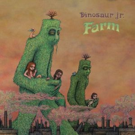 LP Dinosaur Jr. - Farm (VINYL DUPLO IMPORTADO LACRADO)