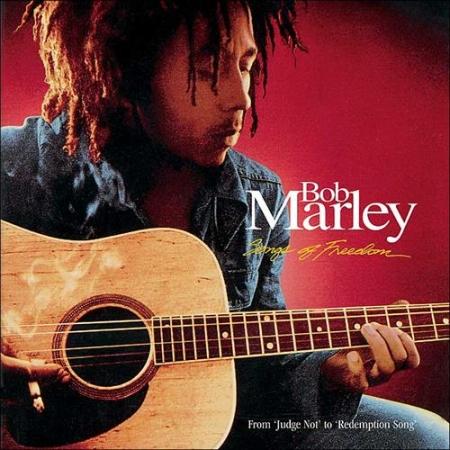 Bob Marley - Songs Of Freedom (Box 4 CDs)