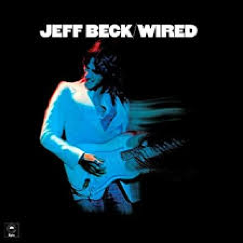 LP Jeff Beck - Wired (VINYL 180 GRAMA IMPORTADO LACRADO)