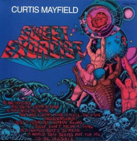 LP Curtis Mayfield - Sweet Exorcist (VINYL IMPORTADO LACRADO)