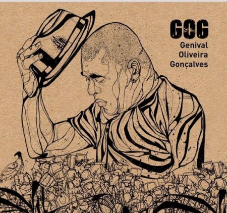 Gog - Genival Oliveira Goncalves (CD) RAP NACIONAL
